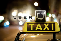Uber trung quốc