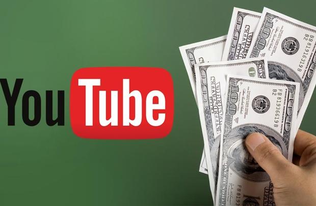 kiếm bộn tiền nhờ Youtube