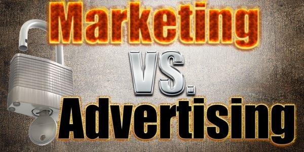 marketing và advertising