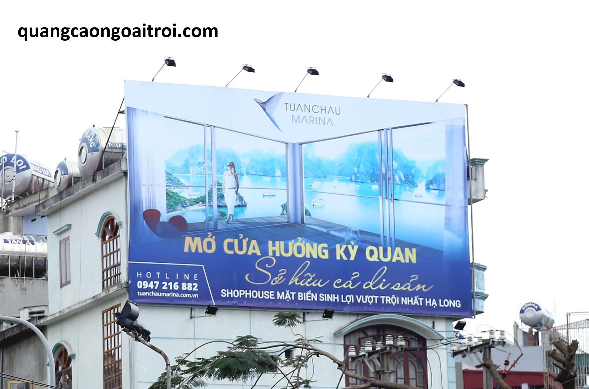 quảng cáo ngoài trời tại Hà Nội 2