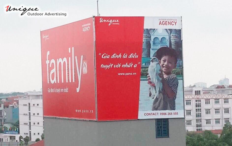 xu hướng quảng cáo ngoài trời