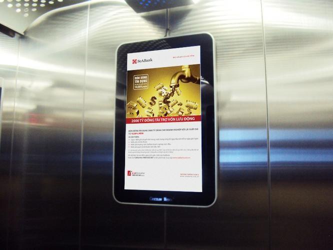 quảng cáo màn hình Frame