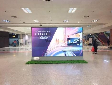 quảng cáo màn hình led cỡ lớn