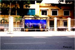 Quảng cáo nhà chờ xe buýt đối diện 41 Lê Duẩn - Đà Nẵng