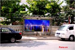 Quảng cáo nhà chờ xe buýt đối diện 149 Trần Phú - Đà Nẵng