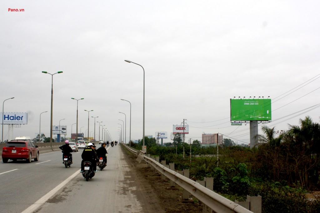 Quảng cáo Billboard tại 22A Thăng Long - Nội Bài