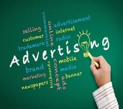quảng cáo thu hút