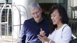 thách thức chờ đón Apple