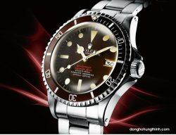 vua đồng hồ Rolex