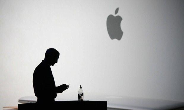 khủng hoảng bản sắc Apple