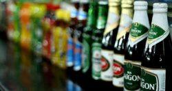 Bia Sài Gòn quảng cáo