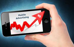 quảng cáo trực tuyến trên mạng di động