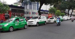 taxi truyền thống