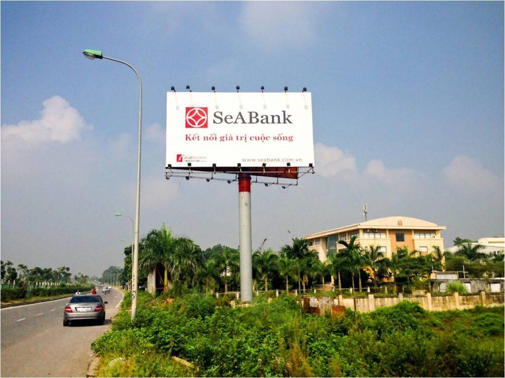 Quảng cáo Billboard Đại lộ Thăng Long