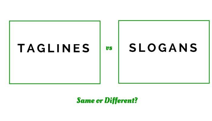 Slogan và Taglines