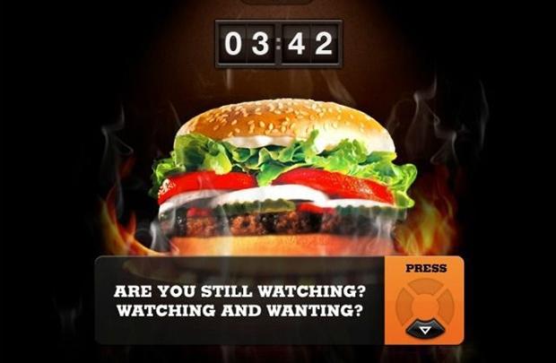 quảng cáo truyền hình tương tác
