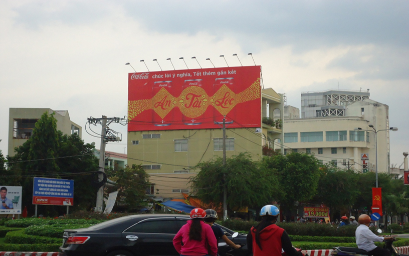 quảng cáo pano