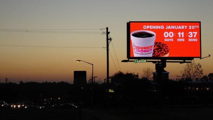 quảng cáo billboard thông minh