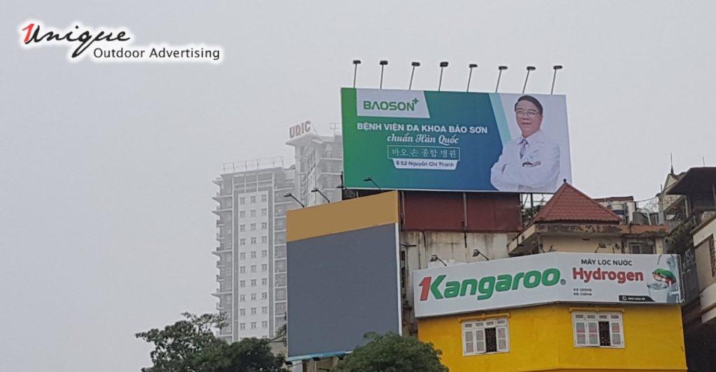 Pano quảng cáo ngoài trời