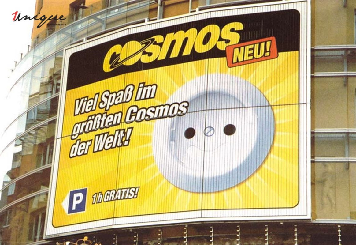 biển quảng cáo trivision billboard
