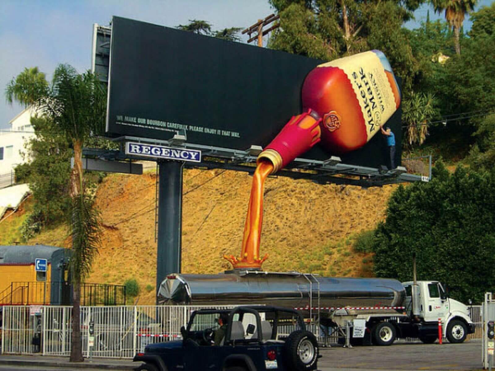 quảng cáo biilboard ấn tượng
