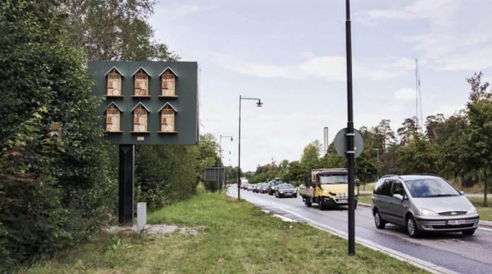 mcdonald's xây khách sạn cho ong