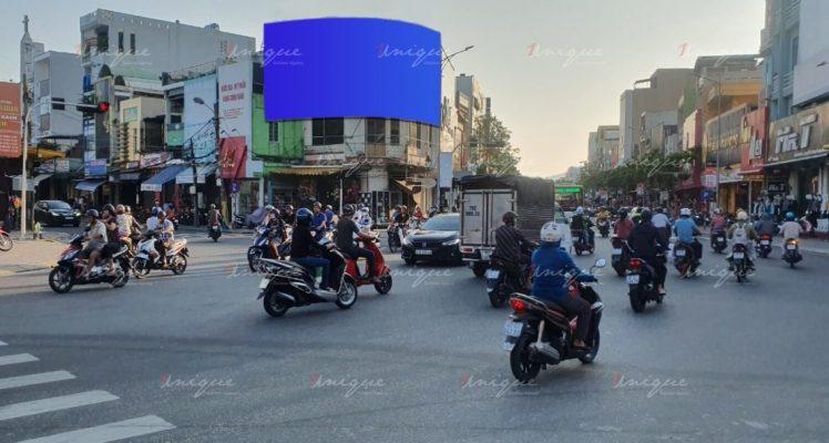 Pano quảng cáo ngoài trời tại 38 Hoàng Hoa Thám