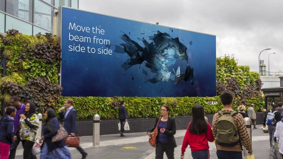 WCRS & Sky Ocean quảng cáo OOH