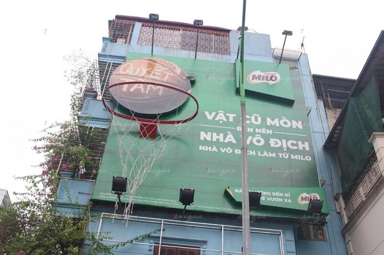 Thiết kế biển bảng quảng cáo sáng tạo
