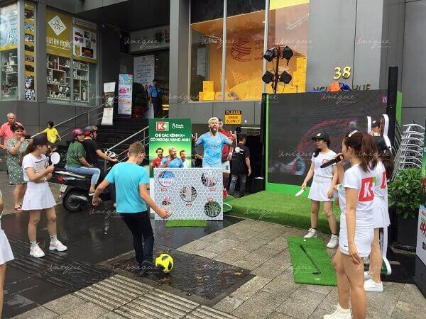 K+ tổ chức sự kiện khởi động mùa giải ngoại hạng anh