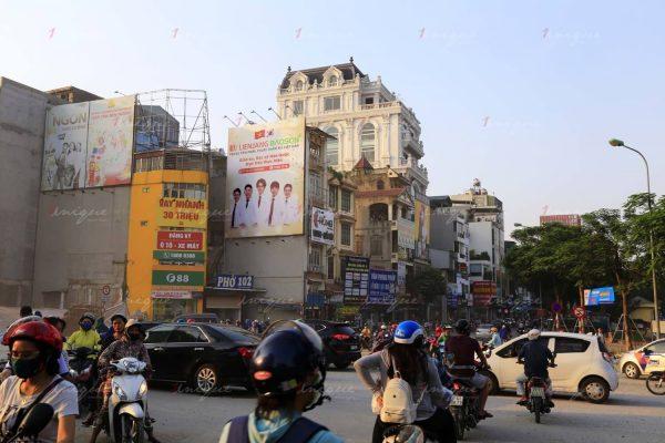 Chiến dịch quảng cáo ngoài trời của bệnh viện đa khoa Bảo Sơn
