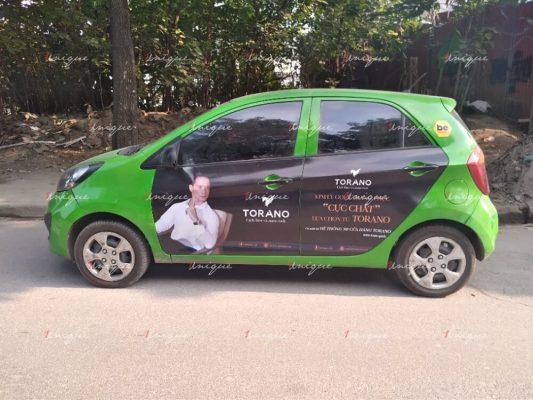 Torano phủ sóng thương hiệu với chiến dịch quảng cáo ngoài trời tại Hà Nội